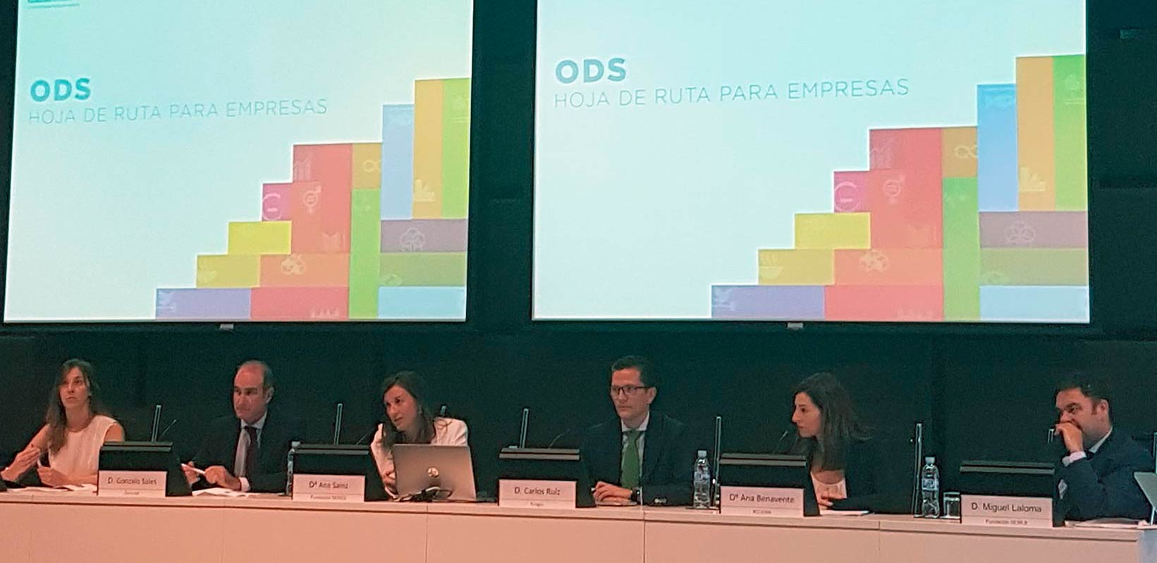Fundación SERES presents Roadmap for Companies, a new guide for the implementation of SDGs in the business