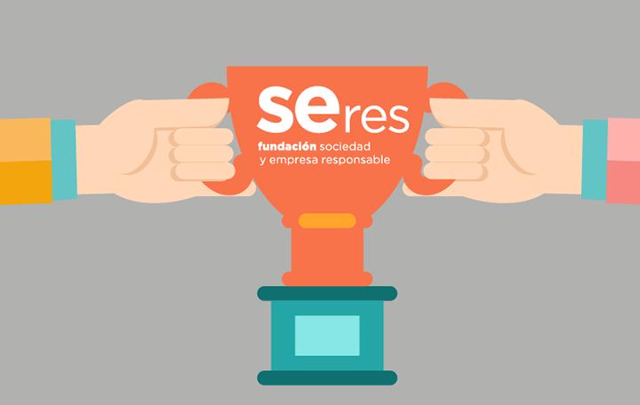 SERES reconoce la innovación y el compromiso social y premia a Accenture, Disjob, PRISA y Repsol y su Fundación
