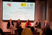 Ana Sainz, directora general de SERES, en la cumbre empresarial contra la pobreza infantil