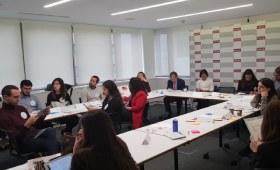 2º taller de sensibilización en diversidad, con Talengo y KREAB