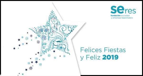 Os deseamos Felices Fiestas y Feliz 2019