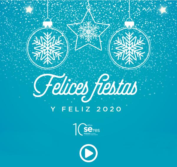 Felices Fiestas y Feliz 2020