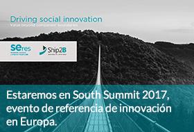 Estaremos en South Summit 2017, evento de referencia de innovación en Europa.