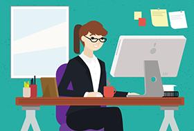 Aproximación al artículo 'To Succeed in Tech, Women Need More Visibility', publicado en la revista Harvard Business Review