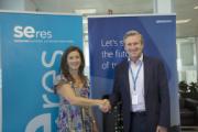 Amadeus afianza su compromiso social empresarial con Fundación SERES