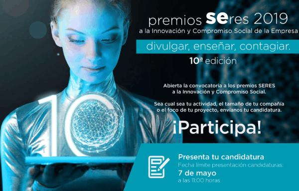 Premios SERES 2019