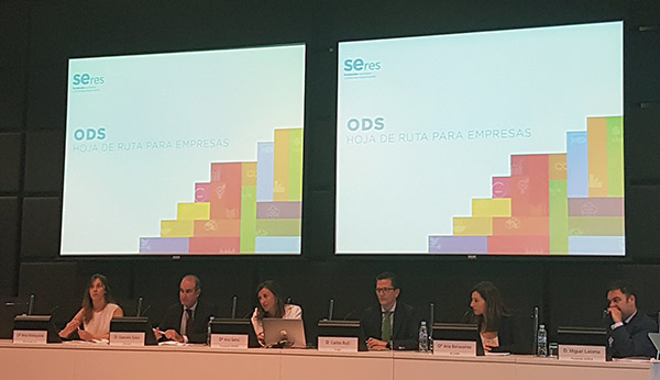 ODS, hoja de ruta para empresas