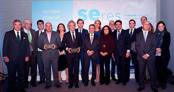 Premios SERES 2018