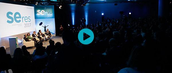 Ceremonia de Premios SERES 2017