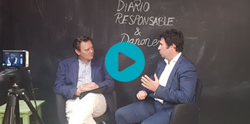 Entrevista a Borja Lafuente, Corporate Social Responsability Manager de Danone