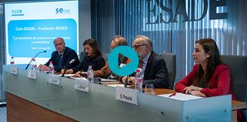 Cliclo de conferencias Fundación SERES ESADE