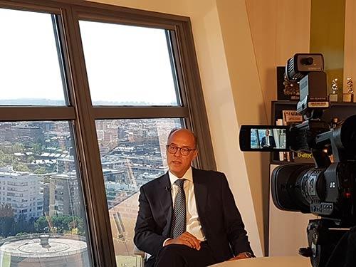 Entrevista con David Menéndez Carbajosa de Bankia
