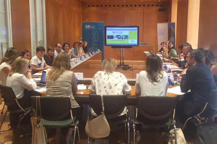 """Workshop de Universalidad de los ODS: """"La contribución de la empresa privada en una agenda universal para el desarrollo sostenible"""""""