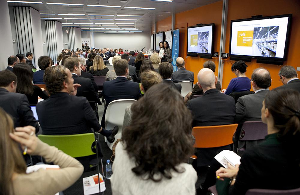Presentación de informe. La empresa ante los nuevos retos sociales