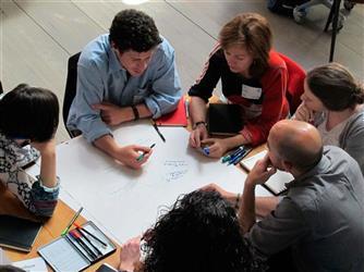 Mesa de Innovación Fundación SERES- Fundación EY