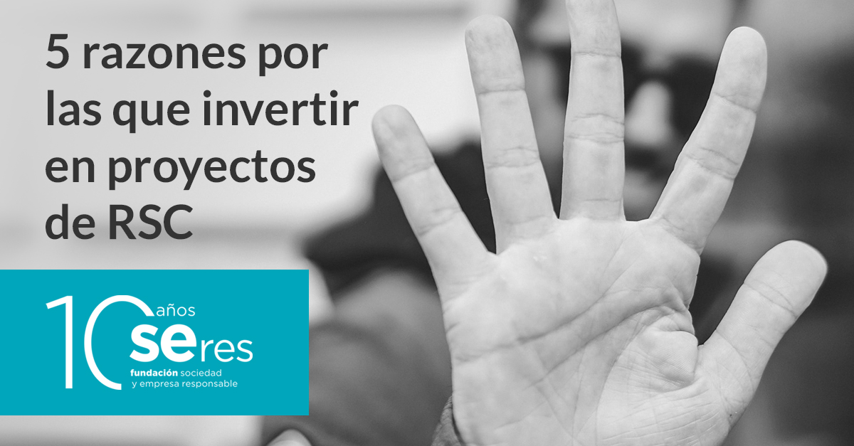 invertir en RSC España