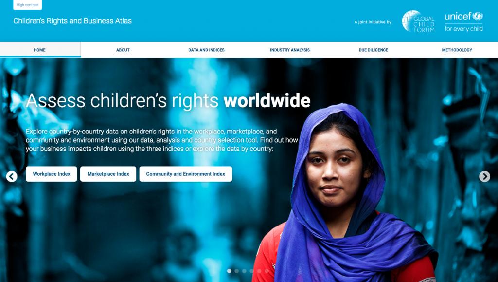 empresas contra el trabajo infantil
