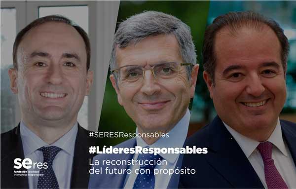 Acuerdos de colaboración e innovación, claves para la reconstrucción según Rafael Rilo y Sergio Rodríguez en #LíderesResponsables