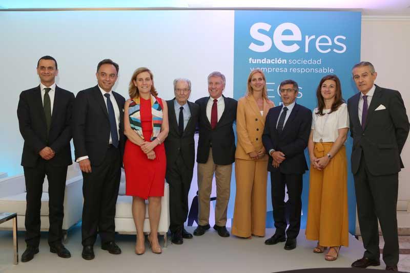 SERES y CECP trabajan en colaboración, para generar un impacto positivo en la sociedad a través de la gestión empresarial