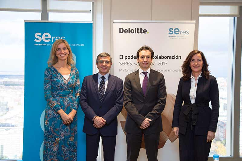 The investment in CSR in Spain - €439M - has increased by 22% compared to the previous year