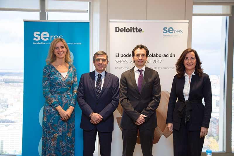 La inversión en RSE en España -439M€- aumenta un 22% respecto al año anterior