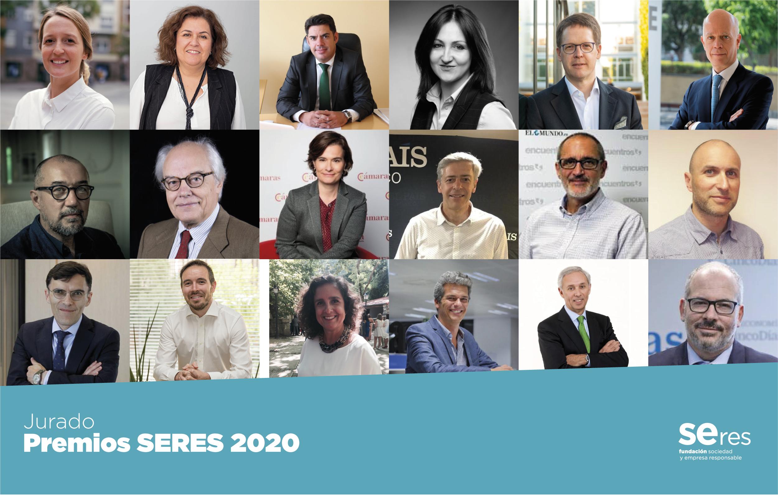 El jurado de los Premios SERES reconocerá en su undécima edición los proyectos empresariales más comprometidos socialmente y más innovadores