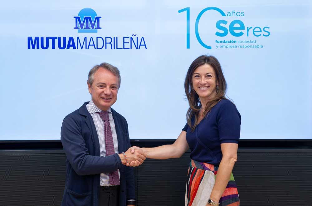 Mutua Madrileña se incorpora a Fundación SERES