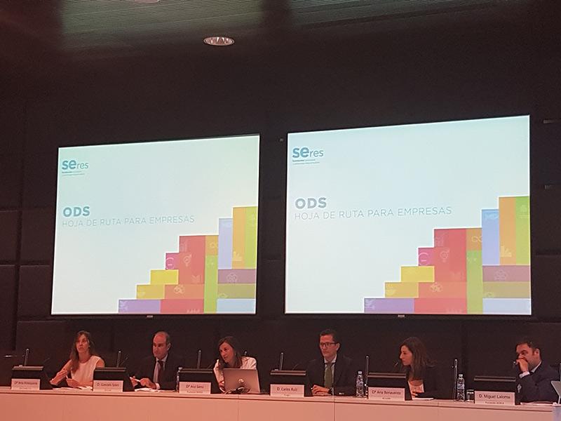 Fundación SERES presenta Hoja de ruta para empresas, una nueva guía para la implementación de los ODS en la empresa