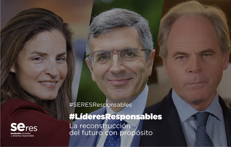 Ignacio Eyriès y Nathalie Picquot insisten en el liderazgo basado en la tecnología y el análisis de los datos públicos en tiempo real como claves para la reconstrucción