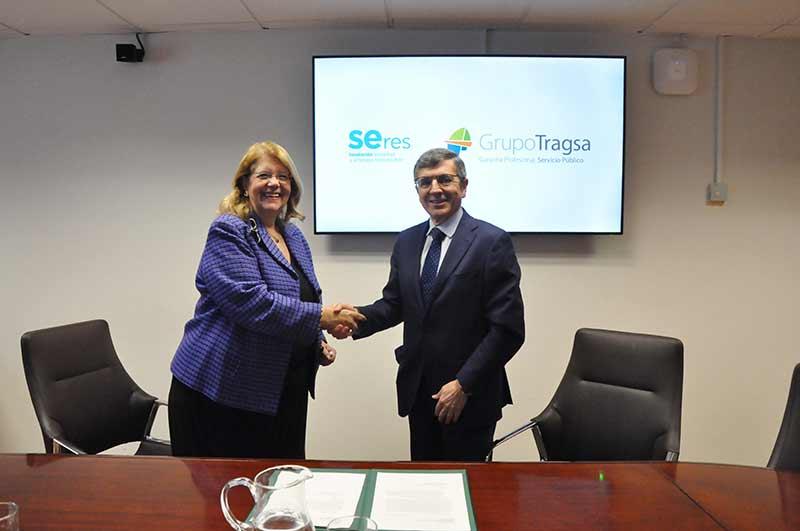 El Grupo Tragsa comprometido con el fortalecimiento de la responsabilidad social empresarial (RSE) se incorpora al Patronato de la Fundación SERES