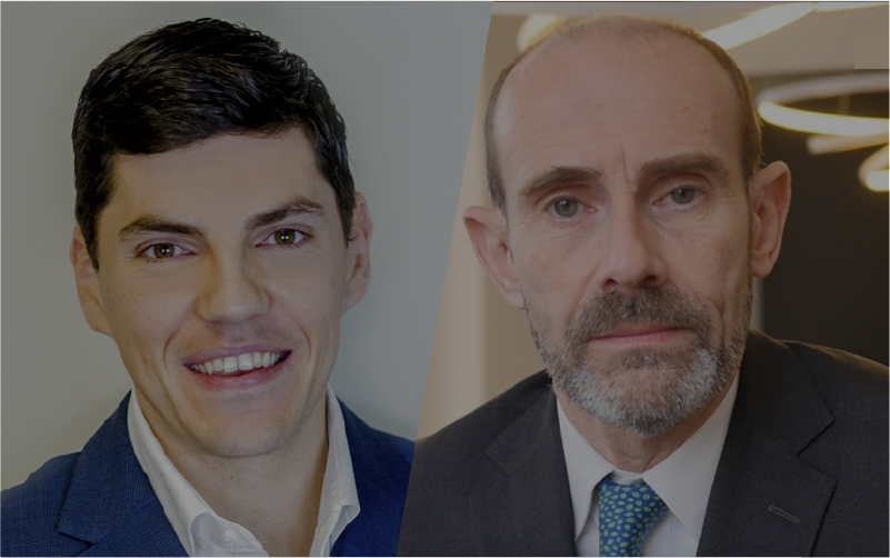 Colaboración, innovación y financiación sostenible, elementos indispensables para la reconstrucción según Miguel Fernández Alcalde y François Rameau