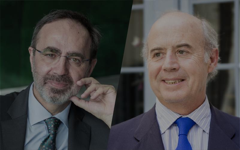 Los presidentes de Santalucía y Savills Aguirre Newman comparten sus aprendizajes en #Líderes Responsables