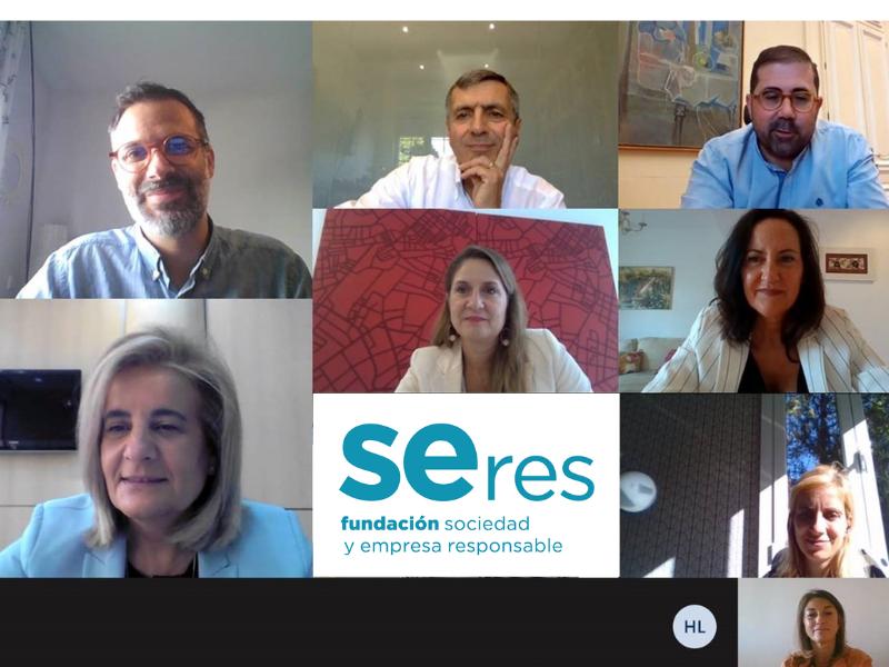 Fundación SERES y Huawei presentan un informe sobre las brechas educativas post COVID-19 en España y una hoja de ruta para alcanzar una educación de calidad sin dejar a nadie atrás