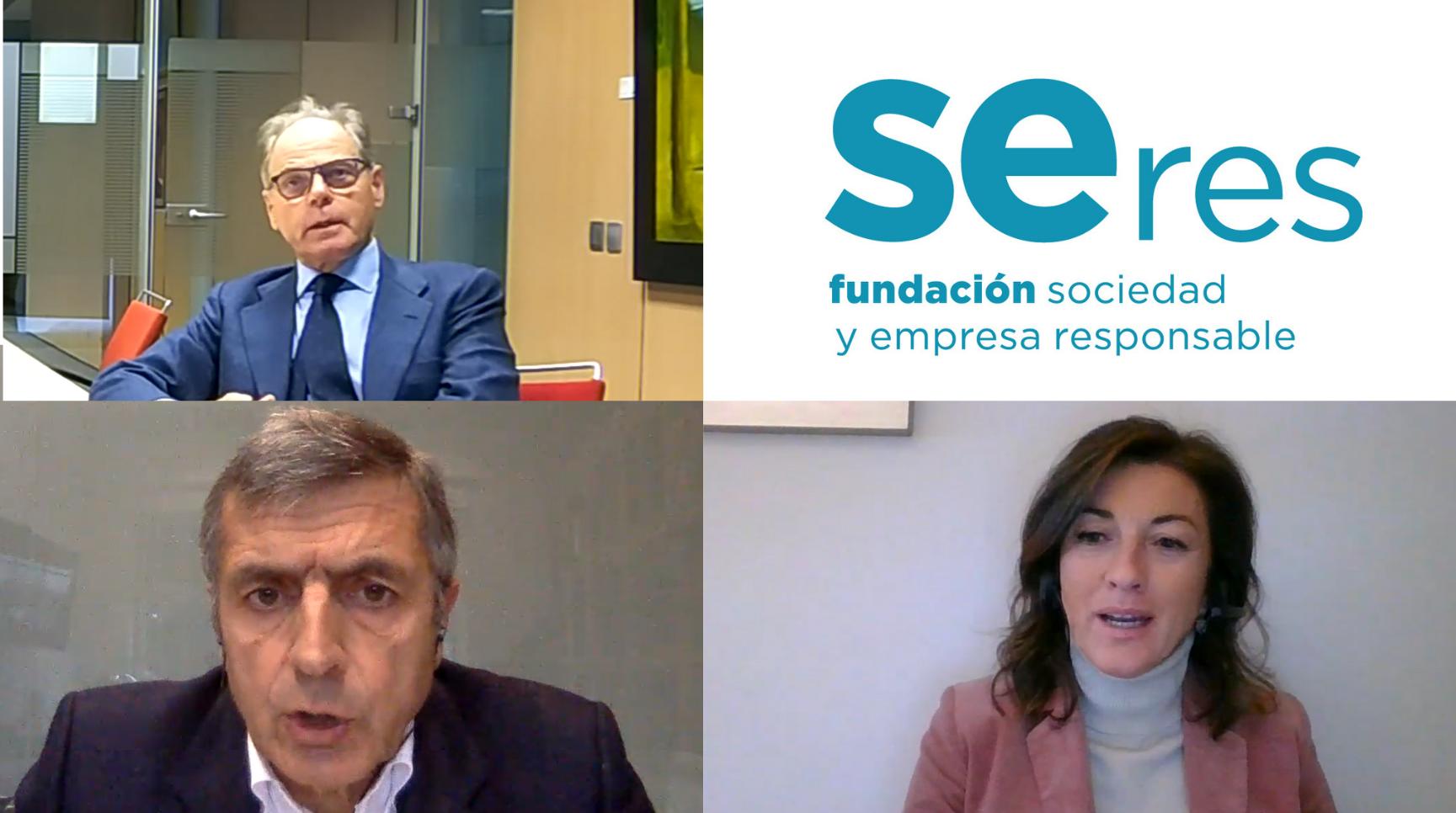 Nuevos colectivos desfavorecidos y bienestar social, los ejes que aborda el nuevo informe presentado por Fundación SERES y Caser