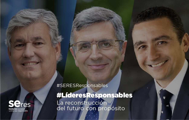 Koldo Echebarria (Esade) y Sergi Biosca (everis España) ven las soft skills y la conciencia social como claves para la reconstrucción