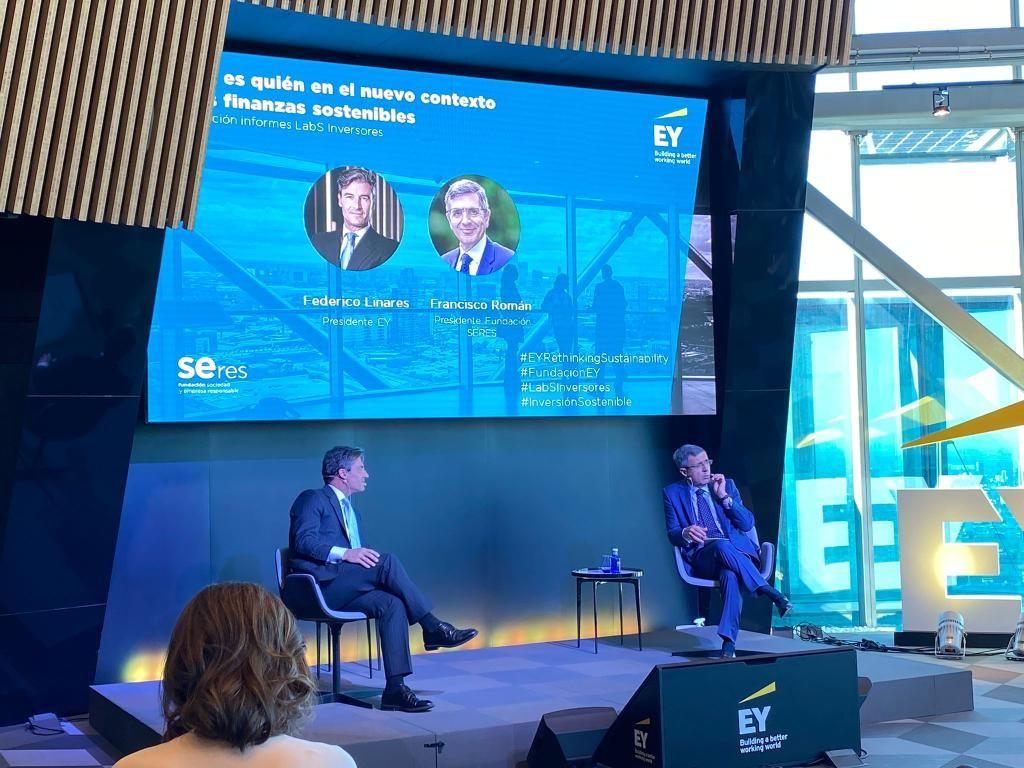 Fundación SERES y EY presentan su modelo integrado de finanzas sostenibles