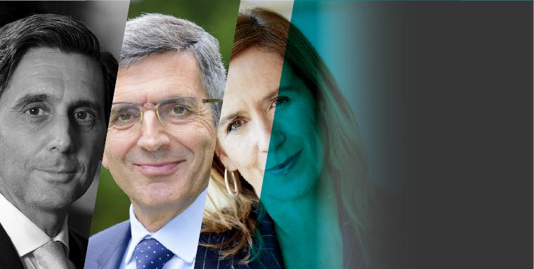 José Mª Álvarez-Pallete y Marieta Jiménez reflexionan sobre los retos en la reconstrucción del futuro con propósito junto a Francisco Román en #LíderesResponsables, el nuevo espacio de diálogo de alta dirección de Fundación SERES