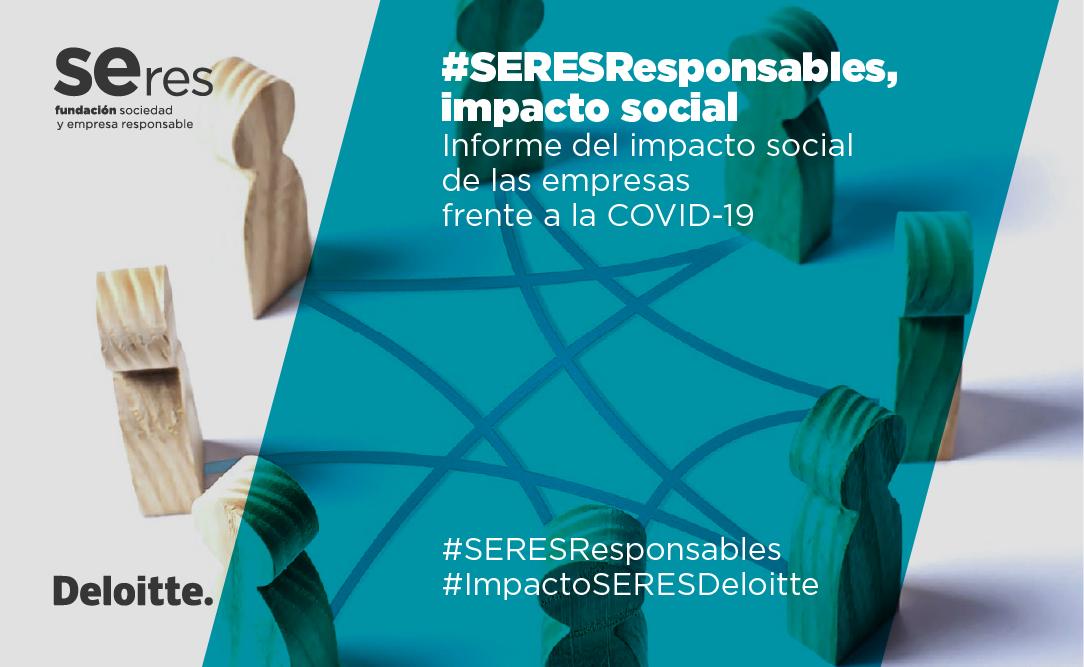 Casi el 70% de las iniciativas de RSE de las compañías españolas dan respuesta a los colectivos más vulnerables durante la crisis de la COVID-19