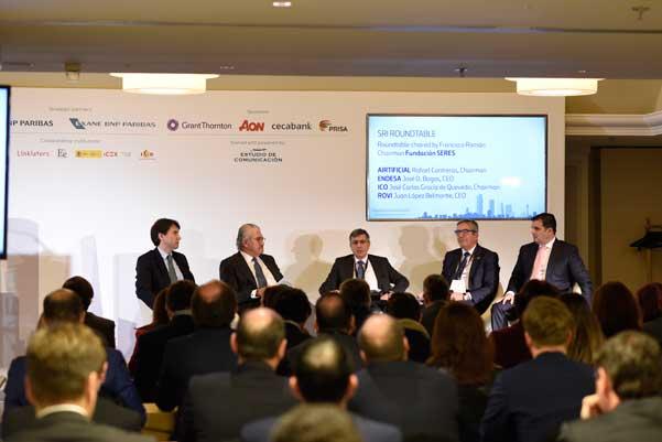 Los inversores internacionales conocerán la situación de  la RSC en las empresas cotizadas españolas