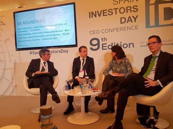 SERES participa en la IX edición del Foro Internacional Spain Investors Day