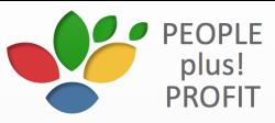 PEOPLE plus! PROFIT
