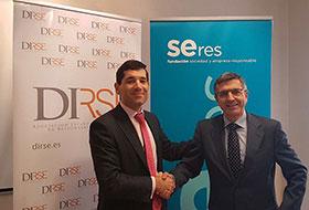 Acuerdo de colaboración entre Fundación SERES y DIRSE