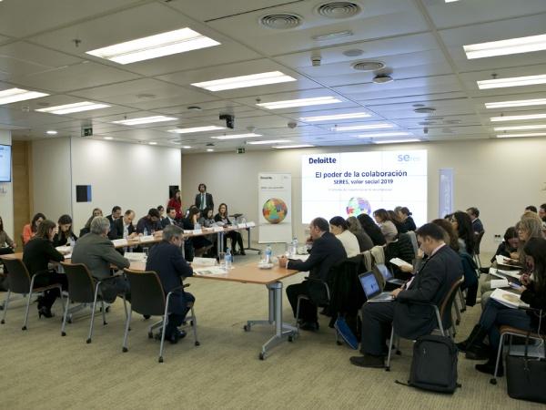 Presentación del VI Informe Deloitte – SERES sobre impacto social