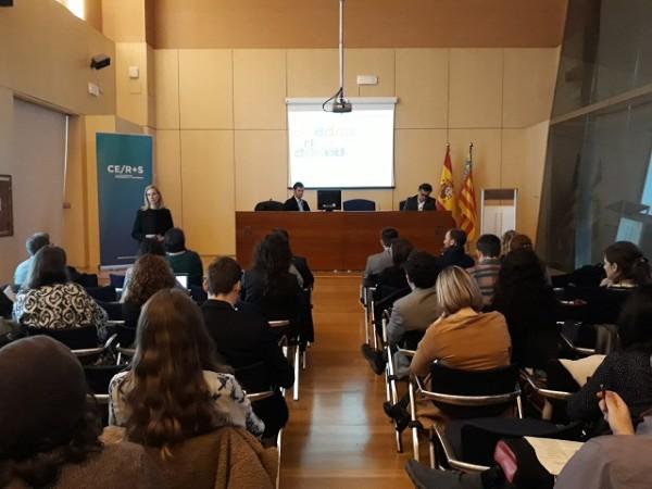 """Jornada CE/R+S: """"Cuadro de mando sostenible: medir para mejorar"""" en Valencia"""