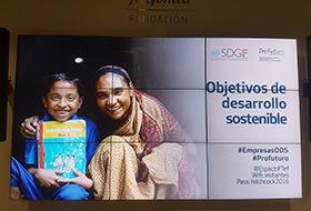 Presentación del informe. Objetivos de Desarrollo Sostenible y el Sector Privado