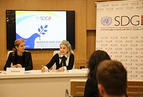 Empresas y ODS 16. Contribuyendo a sociedades pacíficas, justas e inclusiva