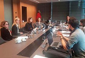 ODS, Hoja de ruta para empresas. Presentación en Barcelona.