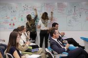 Proyectos colaborativos de las empresas SERES
