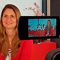 María Luisa Melo,  directora de Relaciones Institucionales y Comunicación de Huawei España