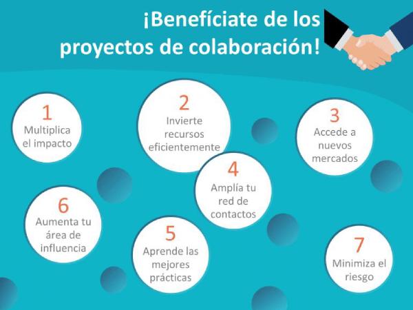7 motivos por los que lanzar un proyecto de colaboración